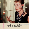 H - Holly (her character in Breakfast at Tiffany&#39;s)