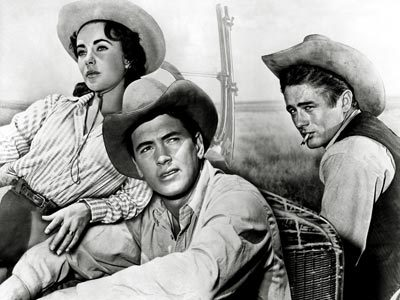 Yay Ladies! I प्यार this! G- Giant costarring Rock Hudson and James Dean