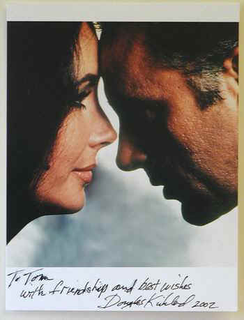 R - Richard Burton - They look good together !!