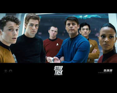 I think they did a good job all around with this movie. Trekkies will really amor it and ordinary peo