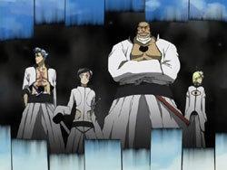"Suki woke up again. This time the arrancar were awake. ""Good morning."" Suki said. ""Kuro Ken went to"