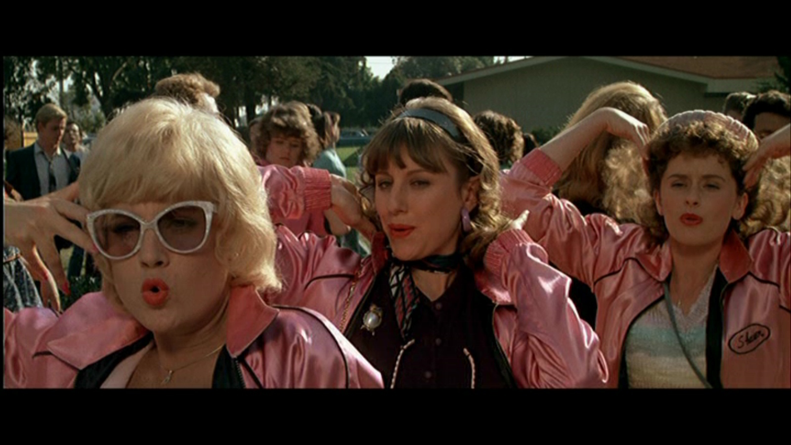 which pink lady are you from grease 2