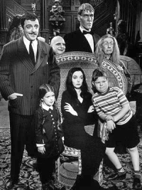 A - Addams Family, that was sure an easy one :)