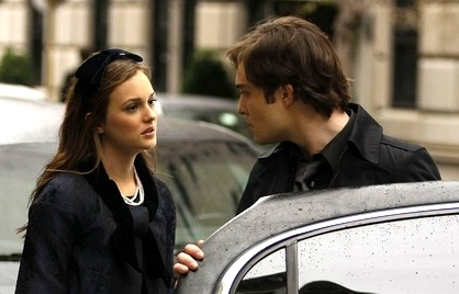 Blair: Whoah someone needs a tic tac Chuck: Would wewe just kiss me already, I've waited too long!