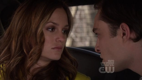 Blair: Doesn't he see how much I upendo him and I care about him? Chuck: Why I am such a jerk to her? S