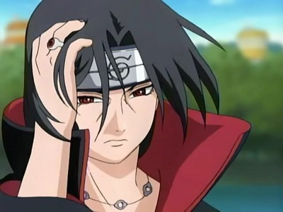 LOL<br /> WHOA!!!!!!!U r a 1 serious fangirl but i think Itachi is wayy smarter &amp; cooler &amp; ho