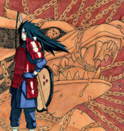 cause i like madara w/ the long spikey hair tho...i just think its better suited 4 em..