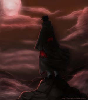*looks around* way to much itachi up in here...