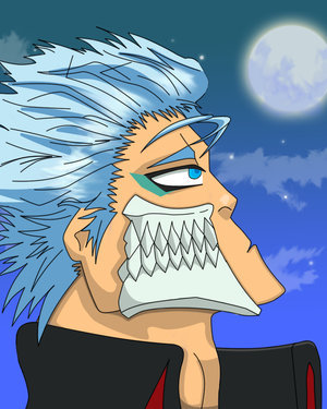 ok,Orihimi  yea,wait she's not on the good side?!Hmmm...she might end up with Grimmjow nice pic,hmm?!