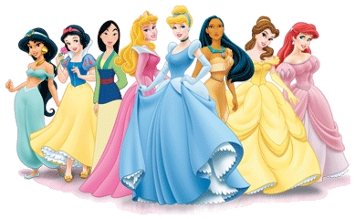 Find a picture of Jasmine with Genie.