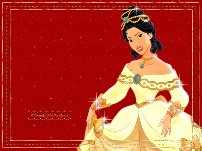 Find a picture of Mulan eating.