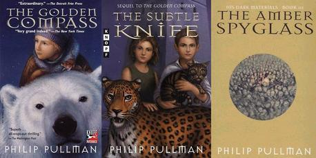 Perfect! I upendo the Narnia Books! Let's add... His Dark Materials Series- I have so many zaidi to add