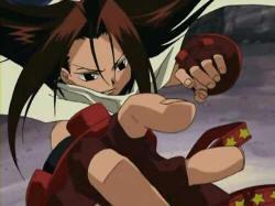Z-Zeke Asakura(Shaman King)