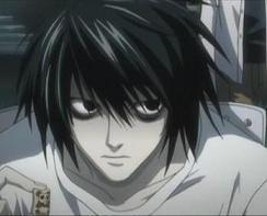 L-Lawliet(Death Note)