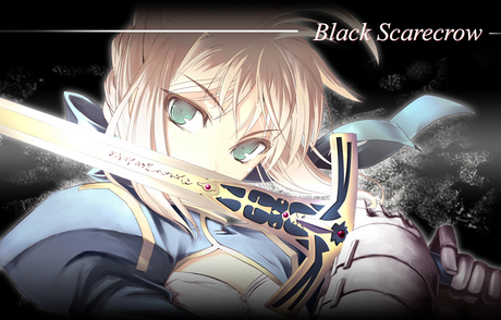 S - Saber from Fate/stay night