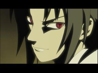 U-Uchiha Sasuke(Naruto)