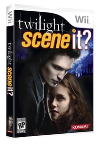 i looked on google images and found a twii (twilight wii game) i think someone has just made the imag