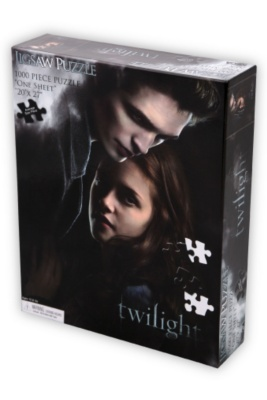 now... um, twilight trash can
