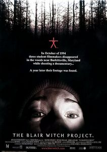 B-Blair Witch Project!