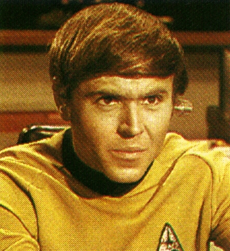 6.Chekov:For his spell,and his jokes!!!!