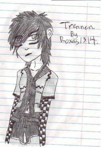 i've got another one!  Name: Trennen Somebody: UNKNOWN (except to me!) Rank: III (3) Title: Guardian