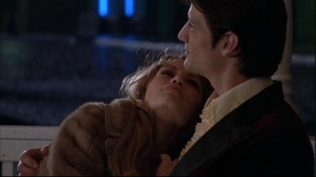 In 417, Nathan puts a piece of hair away when it's in her eye. Soooo cute!