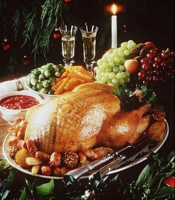 D - DINNER ! you carn't have any candy until you have had your Christmas dinner lol !!!!! oh and look