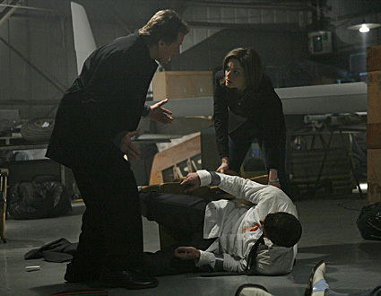 Booth and Brennan in England