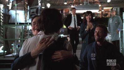 next: Hodgins and Angela