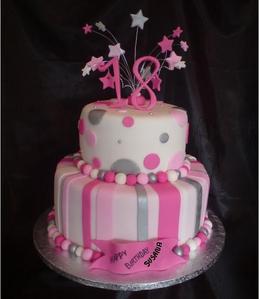 Happy Birthday Simmy Cake