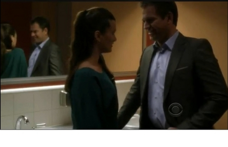 ^^she said: I would like the bathroom scene from endgame Next: Tony and Ziva with mga baril don't care fro