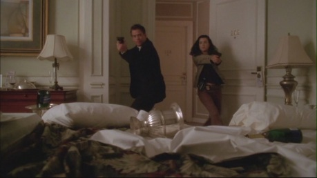 Oh right didn't see that! xD I would like Tony's smile when he saw Ziva and Gibbs for the first time
