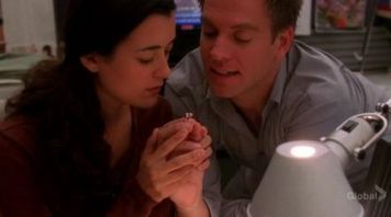 I hope it's okay :) I would like a picture of Ziva touching Tony's shoulder after he was attacked in
