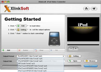 http://www.xlinksoft.com/ipod-video-converter.html