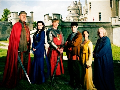 How old do you think Merlin, Arthur, Morgana and Gwen are? (I know how old the actors are but what ag
