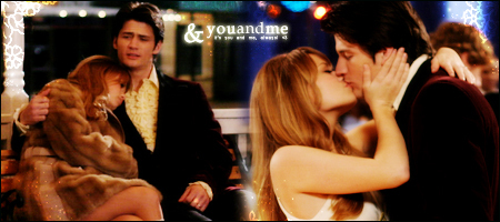 I think out of all the OTH couples, Joy and James have something very rare together that translates s