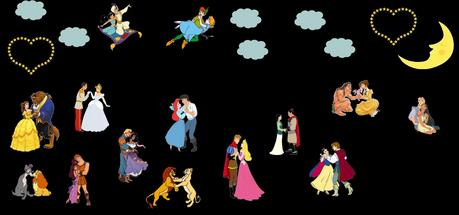 So, I'm really curious to know... Who are the disney Couples? I found this picture of disney Co