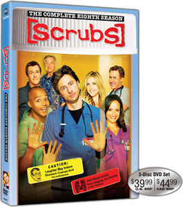 I think it should be an extra on the scrubs season 8 dvd, what do anda think?