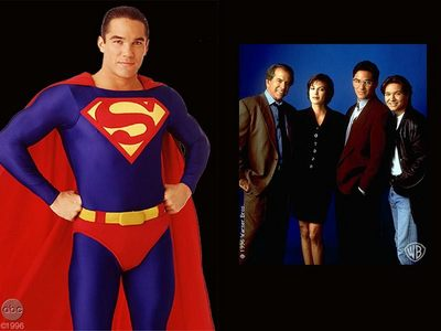 I Liebe Lois & Clark, i think that it's the ine of the best series of ever! personality of Clark an
