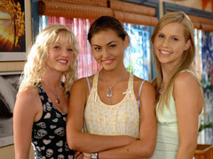 I like RIKKI the best, but Cleo and Emma are OK, igees...