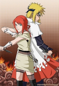 i think, kushina is alive. i know someday kushina will appear and maybe she will teach naruto her son