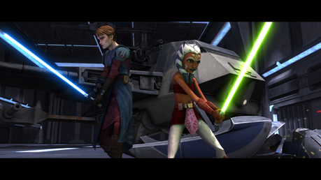 what do anda like about ahsoka atau what don't anda like about her. I like the fact that she is a figh