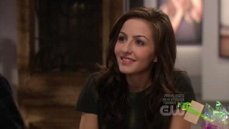 Did you watch episode 2.12-It's a Wonderful Lie.Did you like Natalie Knepp as Lexi? I personally thi