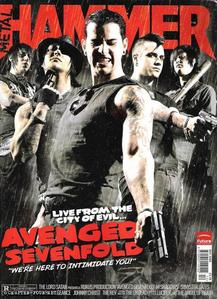 Metal Hammer is celebrating their 200th issue in December and they are having Fans vote for their fav