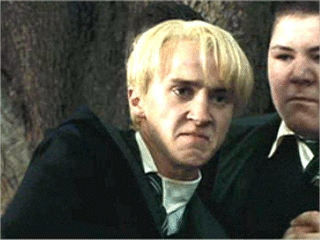 I think that Tom was a perfect Draco, but some people disagree with me. What do Ты think?