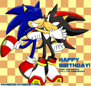 to día is Shadow's Birthday. June 19th. Well I hope everyone will wish him a happy birthday :D. Im ma