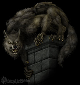 "Hello werewolf fans, I just wanted to let you know that my new club ""Werewolves in London and Pa"