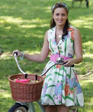 Just let everyone know your fave Blair outfit... Well, one of my favourite Blair's outfits is this:
