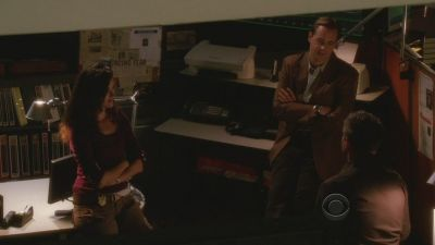 Tony, Ziva, McGee and Abby wallpaper called 'Agent Afloat' Tony and Ziva