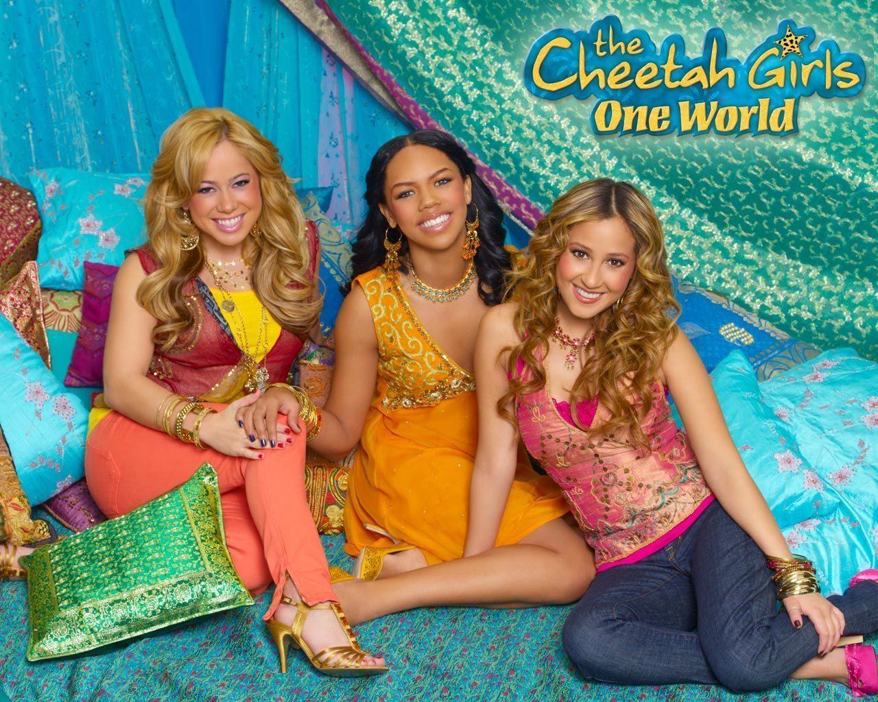 Cheetah girl one word
